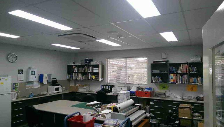 LED Lighting Upgrade